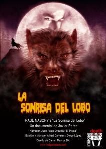 Cartel La Sonrisa del Lobo nuevo